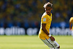 Neymar (BRA),<br /> JUNE 28, 2014 - Football / Soccer :<br /> FIFA World Cup Brazil 2014 Round of 16 match between Brazil 1(3-2)1 Chile at Estadio Mineirao in Belo Horizonte, Brazil. (Photo by D.Nakashima/AFLO)