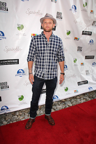 Eric Ladin at A Concrete River Premiere at Laemmle Noho7 in North Hollywood, California on July 29, 2015. Credit: David Edwards/MediaPunch