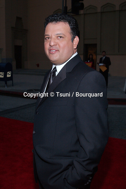 The host of the show Paul Rodriguea arriving at the The Alma Awards -American Latino Media Awards-2002  at the Shrine Auditorium in Los Angeles. May 18, 2002.           -            RodriguezPaul01A.jpg
