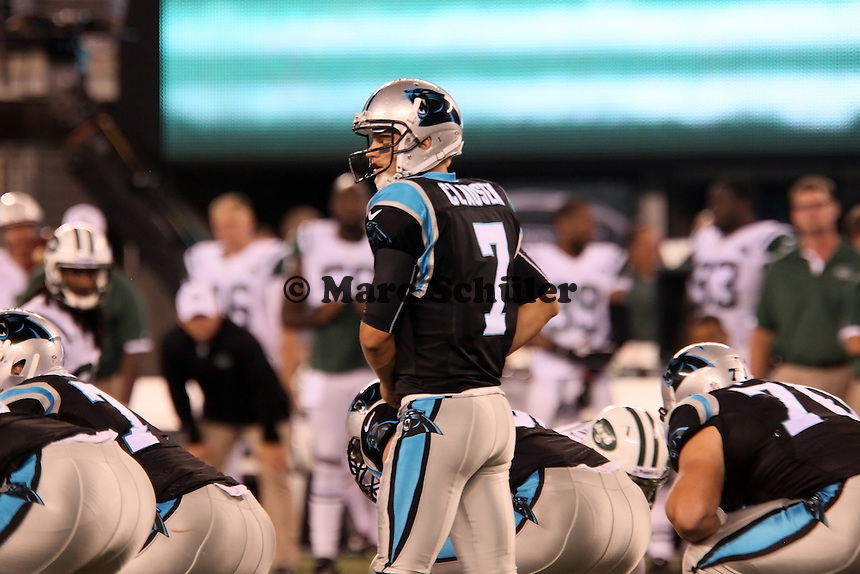 QB Jimmy Claussen (Panthers)