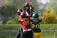 08.04.2017: Rüsselsheim Crusaders vs. Nauheim Wildboys