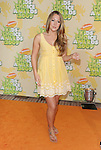 Colbie Caillat at The 2009 Nickelodeon's Kids Choice Awards held at Pauley Pavilion in West Hollywood, California on March 28,2009                                                                     Copyright 2009 Debbie VanStory/RockinExposures