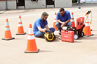 SPLASH PAD PLUMBING<br />
