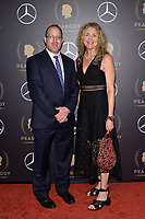 NEW YORK - MAY 18: Michael Grabell and Tracy Weber attend the 78th Annual Peabody Awards at Cipriani Wall Street on May 18, 2019 in New York City. (Photo by Anthony Behar/FX/PictureGroup)