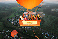 20170114 14 January Hot Air Balloon Cairns