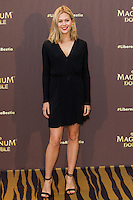 Kimberley Tell during the launch party for the new range of Magnum ice cream at  ME Hotel Reina Victoria. Jun 15,2016. (ALTERPHOTOS/Rodrigo Jimenez) /NortePhoto.com
