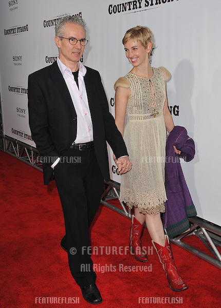 "Composer Michael Brook at the Los Angeles premiere of his new movie ""Country Strong"" at the Academy of Motion Picture Arts & Sciences Theatre, Beverly Hills..December 14, 2010  Los Angeles, CA.Picture: Paul Smith / Featureflash"