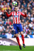 Atletico de Madrid's Lucas Hernandez during La Liga match. April 8,2018. (ALTERPHOTOS/Acero) NortePhoto.com