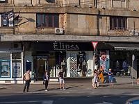 auf der Kralja Milana, Belgrad, Serbien, Europa<br /> at street Kralja Milana,, Belgrade, Serbia, Europe