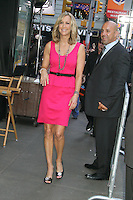 NEW YORK CITY, NY - August 06, 2012: Lara Spencer host of Good Morning America at GMA Studios in New York City. © RW/MediaPunch Inc.
