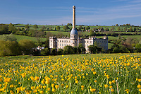 United Kingdom, England, Oxfordshire, Chipping Norton: Bliss Mill built as a tweed mill by William Bliss in 1872 | Grossbritannien, England, Oxfordshire, Chipping Norton: Bliss Mill, 1872 errichtet als Tweed Muehle von William Bliss