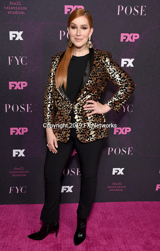 "LOS ANGELES - JUNE 1: Supervising Producer/Writer Our Lady J attends the FYC Event for Fox 21 TV Studios & FX Networks ""Pose"" at The Hollywood Athletic Club on June 1, 2019 in Los Angeles, California. (Photo by Stewart Cook/FX/PictureGroup)"