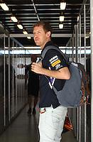 MELBORUNE, AUSTRALIA, 13.03.2014 - F1 - GP DA AUSTRALIA - PREPARATIVOS -  <br /> Sebastian Vettel (GER, Infiniti Red Bull Racing) e visto dois dias antes do GP da Austr&aacute;lia de F&oacute;rmula 1, no circuito Albert Park, em Melbourne, Austr&aacute;lia, nesta quinta-feira, 13. (Foto: Pixathlon / Brazil Photo Press).