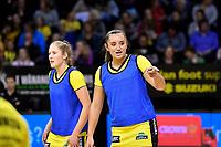 Pulse&rsquo; Tiana Metuarau, ANZ Premiership - Pulse v Stars at TSB Arena, Wellington, New Zealand on Monday 13 May 2019. <br /> Photo by Masanori Udagawa. <br /> www.photowellington.photoshelter.com