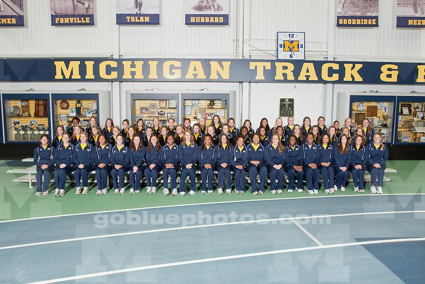 2010 Women's Track & Field