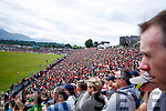A view of Fitzgerald Stadium at the start of the second half of the Kerry v Cork Munster Senior Football Final