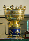 The international Gold Cup Trophy.