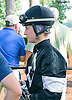 Forest Boyce at Delaware Park on 9/2/15