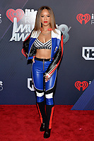 3/11/2018: Los Angeles - 2018 iHeartRadio Music Awards - Arrivals