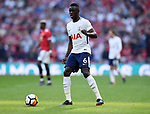 Davinson Sanchez of Tottenham Hotspur during the FA cup semi-final match at Wembley Stadium, London. Picture date 21st April, 2018. Picture credit should read: Robin Parker/Sportimage
