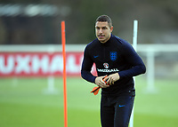Jake Livermore of England during the England National Team Training ahead of the international friendly match with Italy at Tottenham Hotspur Training Ground, Hotspur Way, England on 26 March 2018. Photo by Vince  Mignott.