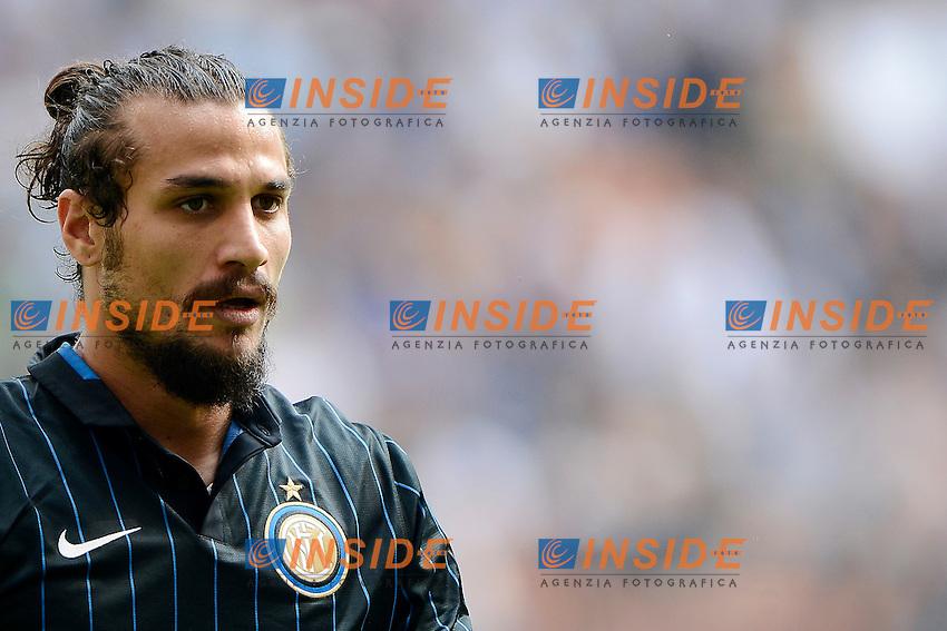 Daniel Pablo Osvaldo Inter<br /> Milano 28-09-2014 Stadio Giuseppe Meazza - Football Calcio Serie A Inter - Cagliari. Foto Giuseppe Celeste / Insidefoto