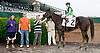 Only Exception winning at Delaware Park on 8/1/13