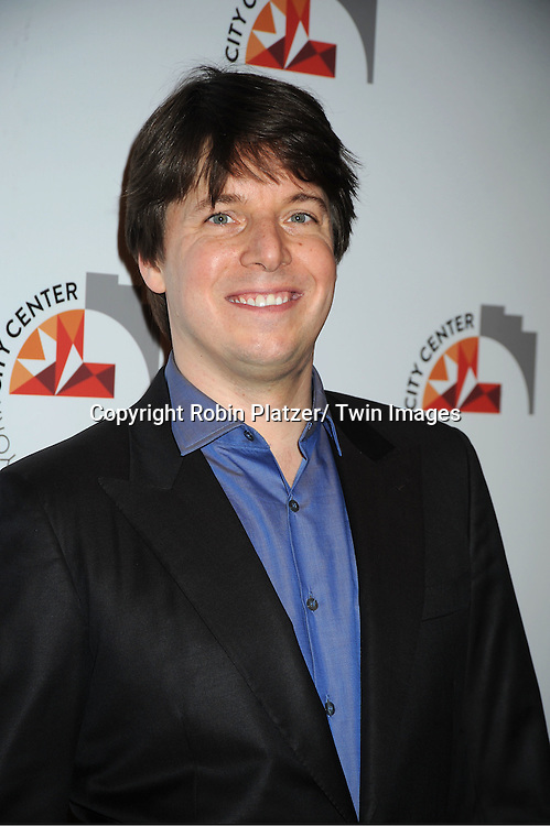 Joshua Bell attends the New York City Center Reopening on October 25, 2011 at City Center in New York City.