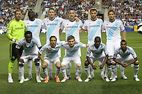 Chelsea FC Team Photo. The MLS All Stars Team defeated Chelsea FC 3-2 at PPL Park Stadium, Wednesday 25, 2012.