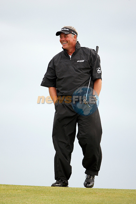 Darren Clarke (NIR) during the third round of the 140th Open Championship played at Royal St George's Golf Club on 16th July 2011 in Sandwich, Kent, England (Picture Credit / Phil INGLIS / www.golffile.ie