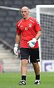 Stevenage coach Jason Goodliffe<br />  - MK Dons v Stevenage - Sky Bet League One - Stadium MK, Milton Keynes - 28th September 2013. <br /> © Kevin Coleman 2013