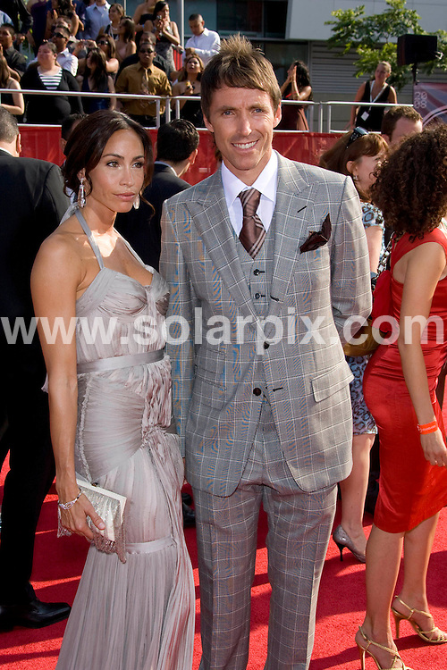 **ALL ROUND PICTURES FROM SOLARPIX.COM**.**SYNDICATION RIGHTS FOR UK, SPAIN, PORTUGAL, AUSTRALIA, S.AFRICA & DUBAI (U.A.E) ONLY**.David Beckham and Victoria Beckham attends the 16th Annual ESPY at the Nokia Theatre in Los Angeles, California in the USA. .This pic:Steve Nash,guest..JOB REF:6850- PHZ/Chris Hatcher    DATE:16_07_08 .**MUST CREDIT SOLARPIX.COM OR DOUBLE FEE WILL BE CHARGED* *UNDER NO CIRCUMSTANCES IS THIS IMAGE TO BE REPRODUCED FOR ANY ONLINE EDITION WITHOUT PRIOR PERMISSION*