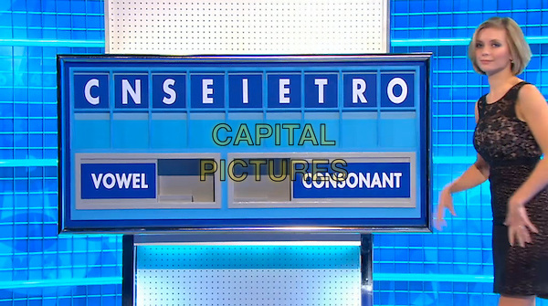 Rachel Riley on Countdown | CAPITAL PICTURES