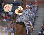 Serena Williams (USA) defeats Caroline Wozniacki (DEN) 6-3, 6-3