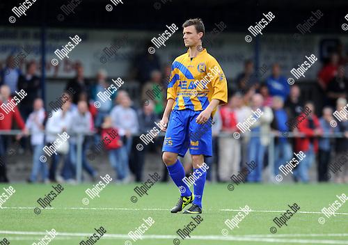 2012-07-12 / Voetbal / seizoen 2012-2013 / SC Merksem / Barry Budts..Foto: Mpics.be