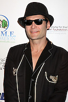 LOS ANGELES - MAY 24:  Corey Feldman arriving at the Celebrity Casino Royale Event at Avalon on May 24, 2011 in Los Angeles, CA