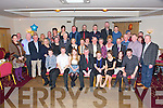 Andy McCarthy, Tralee, celebrates his retirement after 36 years with SIPTU at Kerins O'Rahillys Clubhouse with family and friends on Saturday