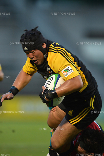 Kensuke Hatakeyama (Sungoliath), .SEPTEMBER 22, 2012 - Rugby : Japan Rugby Top League 2012-2013, 4th Sec match between Suntory Sungoliath 42-17 Canon Eagles at Chichibunomiya Rugby Stadium, Tokyo, Japan. (Photo by Jun Tsukida/AFLO SPORT).