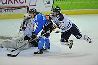 IJSHOCKEY: HEERENVEEN; 28-02-2015, IJstadion Thialf, UNIS Flyers - Tilburg Trappers, uitslag 3-1, ©foto Martin de Jong
