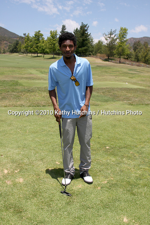 Shwayze.at the 2010 Women In Film Annual Golf Tournament.Malibu Country Club.Malibu, CA.July 10, 2010.©2010 Kathy Hutchins / Hutchins Photo.....