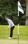 Caryn Khoo on the first day of play.Jennian Homes Charles Tour, Carrus Open, Tauranga Golf Club, Tauranga, New Zealand, Thursday 10 October 2019. Photo John Borren/www.bwmedia.co.nz