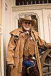 Characters of the West. A Sheriff in Virginia City, Nevada
