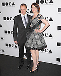 "Jonny Lee Miller and Michele Hicks at The 2011 MOCA Gala ""An Artist's Life Manifesto"" With Artistic Direction From Marina Abramovic held at MOCA Grand Avenue in Los Angeles, California on November 12,2011                                                                               © 2011 Hollywood Press Agency"