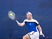 June 14th 2017, Nottingham, England; ATP Aegon Nottingham Open Tennis Tournament day 5;  Illya Marchenko of Ukraine in action in round 2