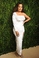 NEW YORK, NY - NOVEMBER 6: Lala Anthony at the 14th Annual CFDA Vogue Fashion Fund Gala at Weylin in Brooklyn, New York City on November 6, 2017. Credit: John Palmer/MediaPunch