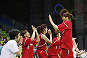 Yuki Miyazawa (JPN), AUGUST 6, 2016 - Basketball : <br /> Women's Preliminary Round <br /> between  Japan 77-73 Belorussiya  <br /> at Youth Arena <br /> during the Rio 2016 Olympic Games in Rio de Janeiro, Brazil. <br /> (Photo by Yusuke Nakanishi/AFLO SPORT)