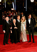 www.acepixs.com<br /> <br /> November 2 2017, London<br /> <br /> (L-R) Derek Jacobi, Dame Judi Dench, Kenneth Branagh and Michelle Pfeiffer arriving at the world premiere of 'Murder On The Orient Express' at the Royal Albert Hall on November 2, 2017 in London, England.<br /> <br /> By Line: Famous/ACE Pictures<br /> <br /> <br /> ACE Pictures Inc<br /> Tel: 6467670430<br /> Email: info@acepixs.com<br /> www.acepixs.com