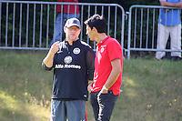 04.07.2014: Eintracht Frankfurt Trainingsauftakt