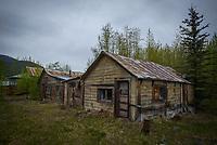 McCarthy, Alaska. Photo by James R. Evans