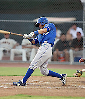 Henry Moreno - AZL Royals - 2010 Arizona League.Photo by:  Bill Mitchell/Four Seam Images..